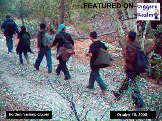Diggers Realm featured photo of suspected border intruders
